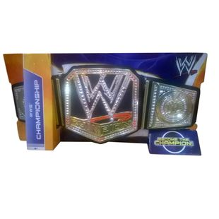 WWE Championships Basic Belt