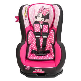 Disney Miss Minnie Mouse Cosmo SP Group 0-1 Car Seat