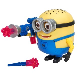 Despicable Me Deluxe Figure Jerry
