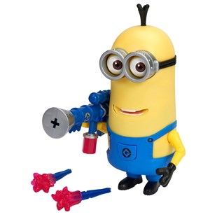 Despicable Me Deluxe Figure Kevin