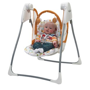 Graco Baby Delight Hide & Seek Swing