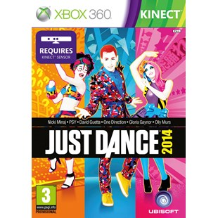 Just Dance 2014 X360 Kinect