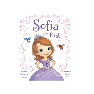 Disney Sofia the First Picture Book