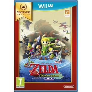 The Legend of Zelda The Wind Waker Select Wii U