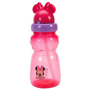 Disney Minnie Flip Top Straw Sipper