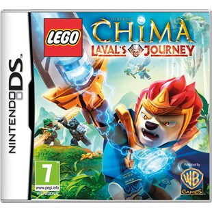 LEGO Legends Of Chima Lavals Journey DS