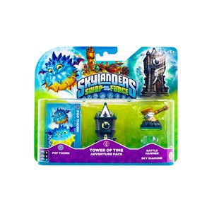 Skylanders SWAP Force Tower Of Time Aventure Pack