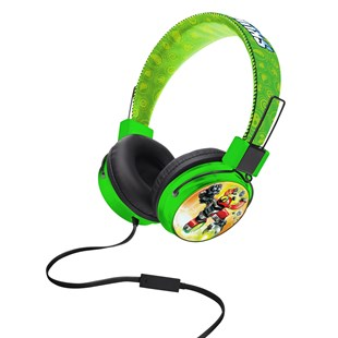 Skylanders SWAP Force Headphone - Green