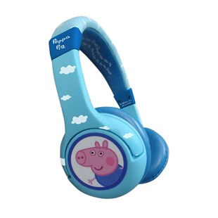Peppa Pig Headphones - Clouds/George