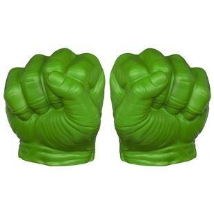 Avengers Hulk Gamma Green Smash Fists