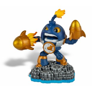 Countdown: Skylanders SWAP Force Single Figure
