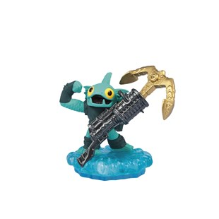 Gill Grunt S3: Skylanders SWAP Force Single Figure