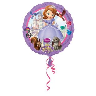 Disney Sofia the First Foil Balloon