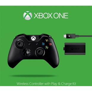 Xbox One Controller and Play & Charge Kit XBox One