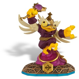 Hoot Loop: Skylanders SWAP Force Figure