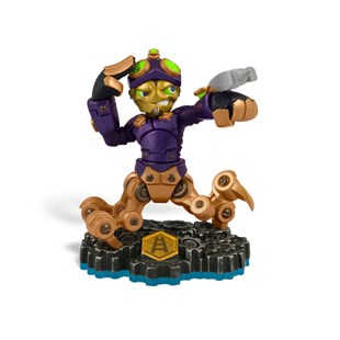Skylanders SWAP Force Figure: Spy Rise