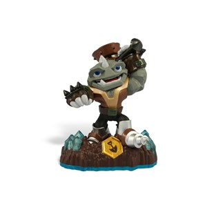 Rubble Rouser: Skylanders SWAP Force Figure