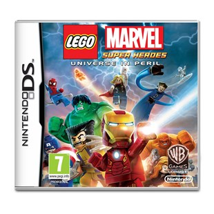 LEGO Marvel Superheros DS