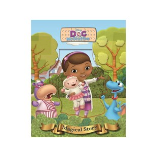 Disney Doc McStuffins Magical Story Book