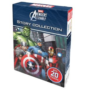 Marvel Story Collection 4 Book Slipcase