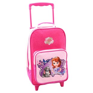 Disney Sofia the First Trolley bag