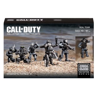 Mega Bloks Call Of Duty Troop Pack Assortment