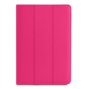 Belkin SGT3 10inch Tri Fold cover with stand Pink