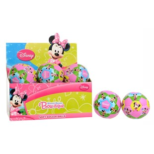 Minnie Soft Soccer Ball
