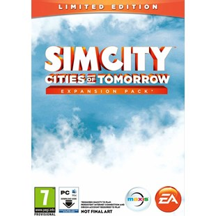 SimCity: Cities of Tomorrow Limited Edt PC