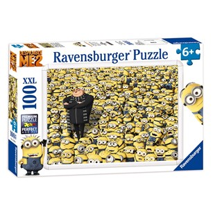 Ravensburger Despicable Me 2, XXL 100 Piece Puzzle