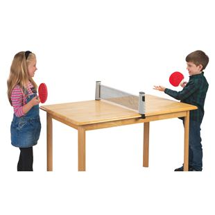 Adjustable Table Tennis Set