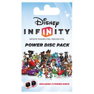 Disney Infinity Power Disc Pack Wave 2