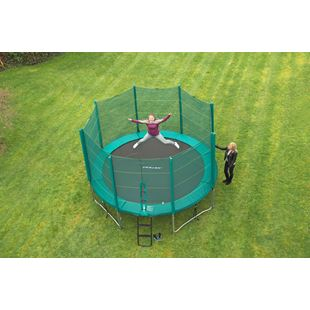 13ft Trampoline & Enclosure