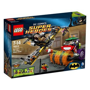 LEGO Superheroes The Joker Steam Roller 76013