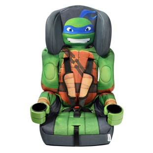 Teenage Mutant Ninja Turtles Group 1-2-3 Car Seat