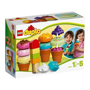 LEGO Duplo Creative Ice Cream 10574