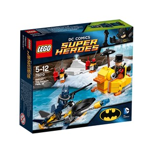 LEGO Superheroes The Penguin Face off 76010