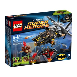 LEGO Superheroes Man-Bat Attack 76011