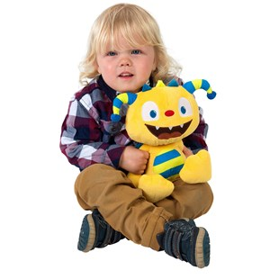 Henry Hugglemonster Soft Toy Talker