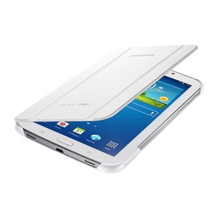 Samsung Tab 3 7in Book Cover White
