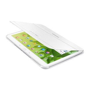 Samsung Tab 3 10in Book Cover White