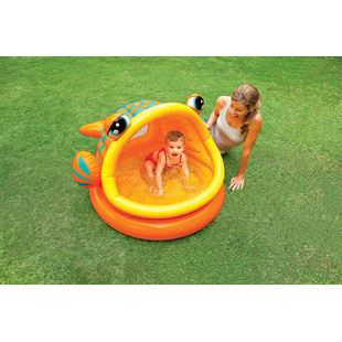 Intex Lazy Fish Shade Pool