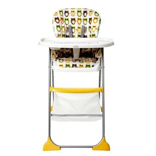 Joie Mimzy Snacker Ollie Owl Highchair