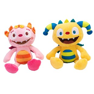 Henry Hugglemonster Soft Toy Assortmnent