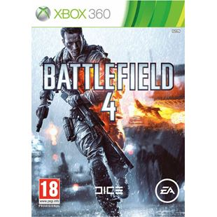 Preplayed Battlefield 4 X360