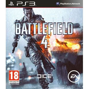 Preplayed Battlefield 4 PS3