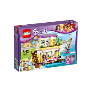 LEGO Friends Stephanie Beach House 41037