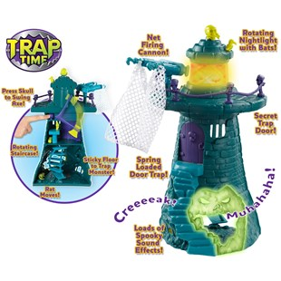 Scooby Doo Trap Time Frighthouse Playset