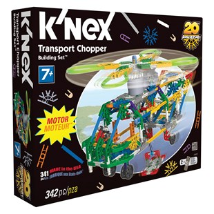 K'Nex Transport Chopper Building Set Assortment