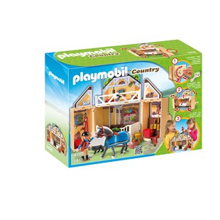My Secret Play Box Horse Stable 5418